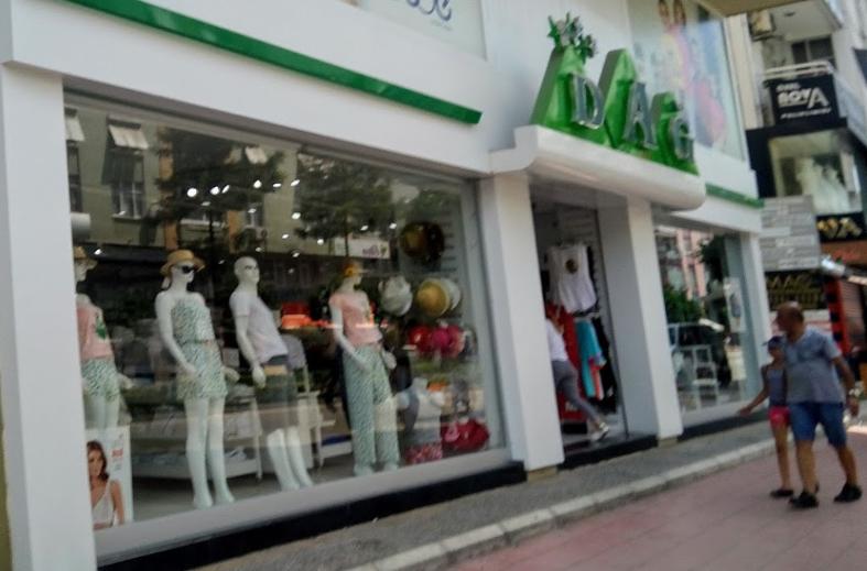 Gazipaşa Mağazası
